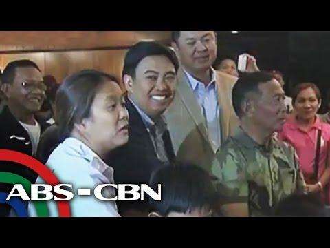 Mga Binay, sa Makati City Hall natutulog, nagbi-birthday