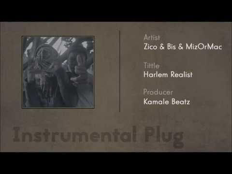 Zico X Bis X MizOrMac - Harlem Realist (Instrumental)