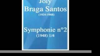 Joly Braga Santos (1924-1988) : Symphonie n°2 (1948) 1/4