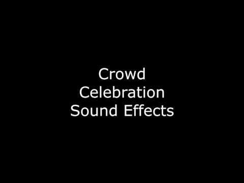 Crowd Celebration Sound Effects