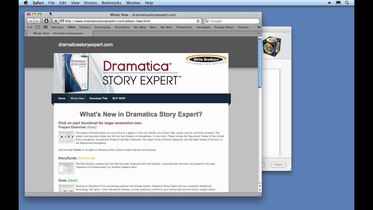 dramatica story expert getting started tutorial mp4 youtube