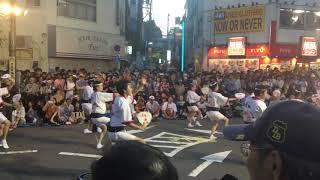 Cultural dance of japan