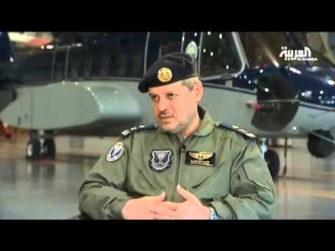 اللواء الطيار محمد الحربي Youtube