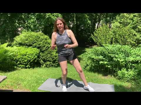 Bring the Y Home: Runners & Stretches