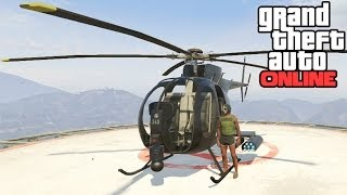 gta online buzzard location how to get a buzzard helicopter for free grand theft auto 5 online