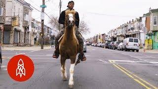 The Cowboys Riding Philadelphia's Streets