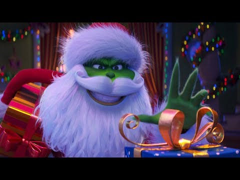'Dr Seuss' The Grinch' Trailer 3