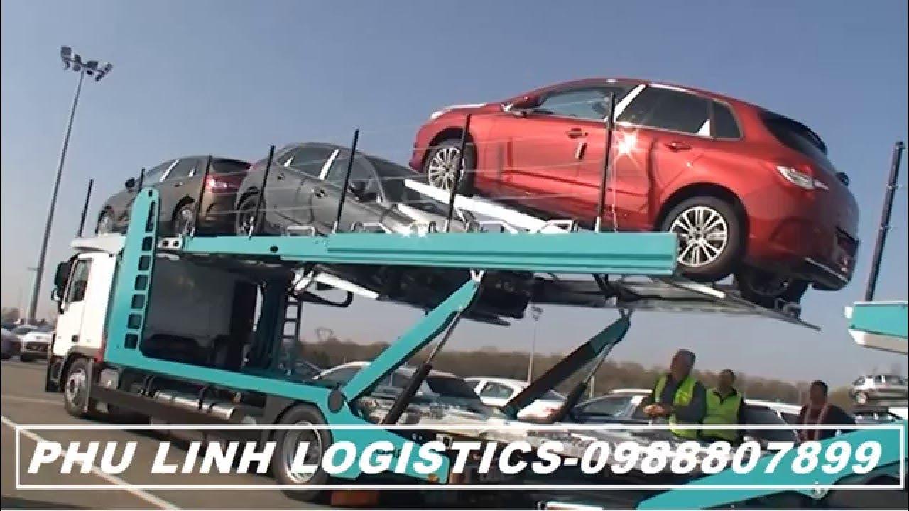 Vận chuyển ô tô 4 chỗ, 7 chỗ, 16 chỗ, xe máy Bắc Nam/098.880.7899