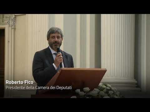 Il Presidente Fico a Napoli per il Bicentenario del primo Parlamento preunitario