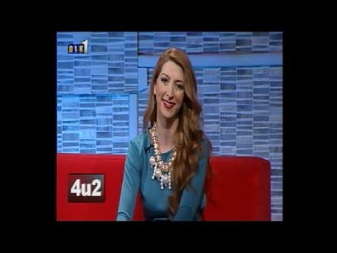 Αφιέρωμα στην Αννίτα Κωνσταντίνου Εκπομπή 4 U 2 RIK 28/5/2014