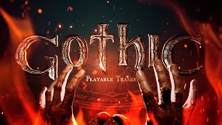 GOTHIC 1 (OFFICIAL REMAKE) - 2H-Preview 1/ 2