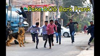 FAKE DOG BARKING | EPIC REACTIONS