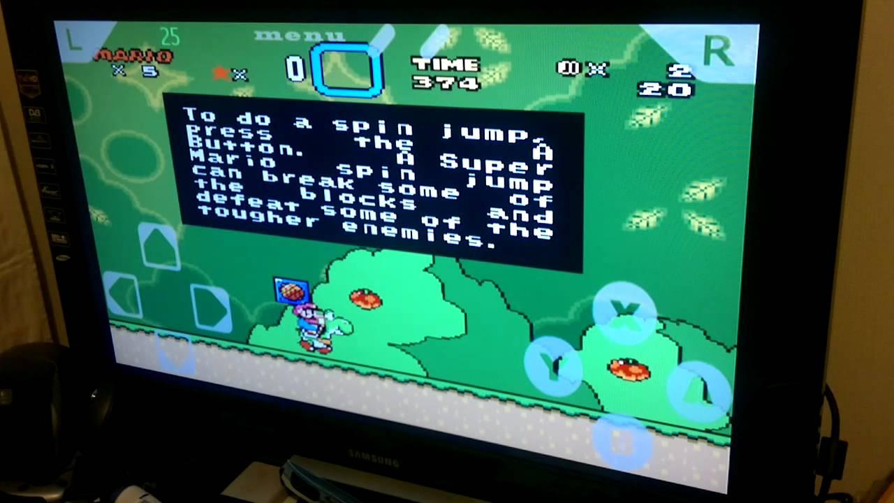 Super Nintendo (SNES) Emulators