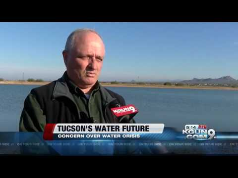 Should Tucsonans be concerned over a potential water crisis?