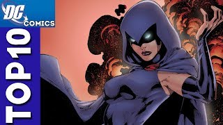 Top 10 Raven Moments From Teen Titans