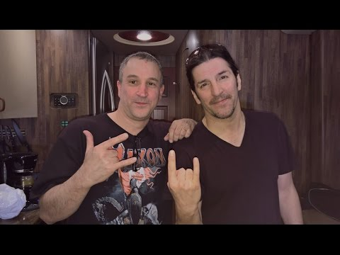 Anthrax Frank Bello interview- Talks New album, John Bush-The Metal Voice