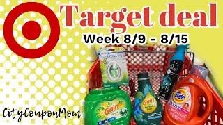 TARGET | Easy household deal this week