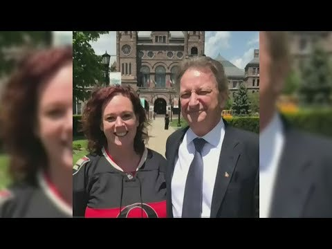 MacLeod apologizes over alleged confrontation with Ottawa Senators owner
