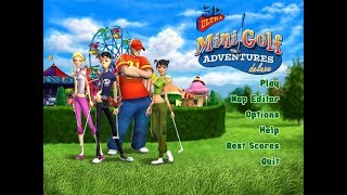 3D Ultra Minigolf Adventures Deluxe (2/4): Carnival - all holes in one
