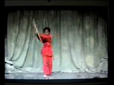 Tai Urban: Martial Arts at his school talent show