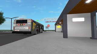 Fairview Transit (Roblox) | New Flyer D40LF 2121 | 26/26B Rory Full Compilation