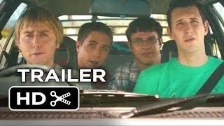 The Inbetweeners 2 Official Trailer 1 (2014) - British Comedy Sequel Movie