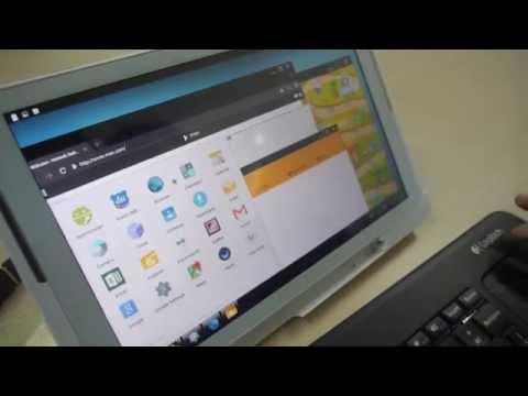 Rockchip Light Biz OS for Android Laptops/Desktops, UI for productivity on RK3288 and RK3368