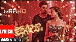 Lyrical: Psycho Saiyaan | Saaho | Prabhas, Shraddha Kapoor | Tanishk Bagchi, Dhvani B, Sachet T