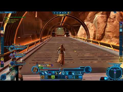 Swtor-Jedi Guardian Gameplay-Hammer Station Flashpoint