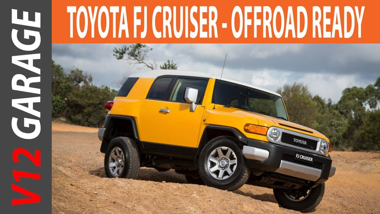 2018 Toyota Fj Cruiser Redesign Review And Price