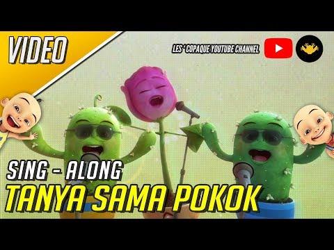 Upin & Ipin - Tanya Sama Pokok (Sing - Along)