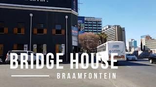 Bridge House in Braamfontein offers amazing creative space