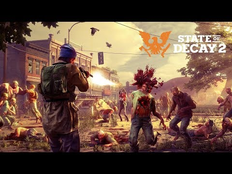 Let's Play State Of Decay 2 Part 1 - The Odd Couple | Xbox One Gameplay