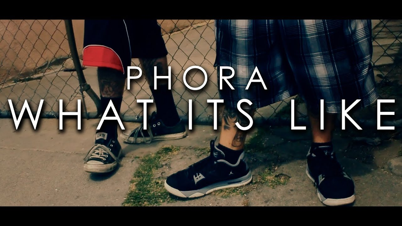 Phora What It S Like Prod Esta Official Music Video Youtube