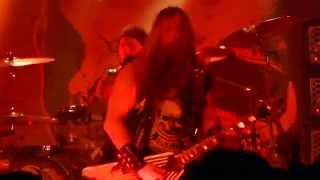 """Damn the Flood"" Black Label Society@Reverb Reading, PA 1/12/15"