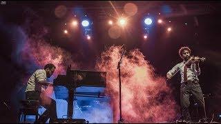 موسيقى تيران - فؤاد ومنيب - حفلة مكتبة الاسكندرية - Tiran