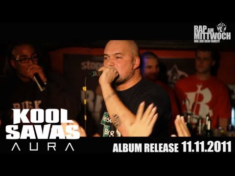 RAP AM MITTWOCH - Artistfeature #02 - Kool Savas - Rapfilm (LIVE)