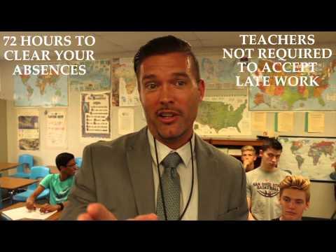 Oak Park High School Administrator's Video Announcement