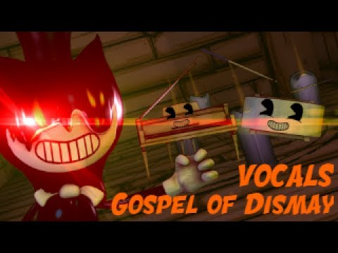 "VOCALS ""GOSPEL OF DISMAY"" 
