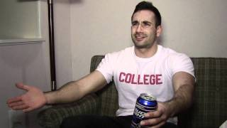 One of DomMazzetti's most viewed videos: Dom Mazzetti vs. YOLO
