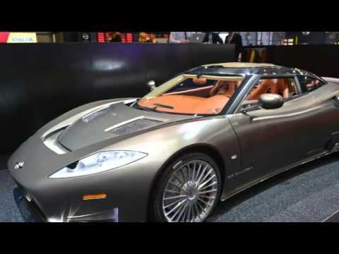 2017 Spyker C8 Preliator Elegant Cars Youtube
