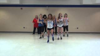 Supersonic by J.J. Fad, Choreo by Natalie Haskell for Dance Fitness