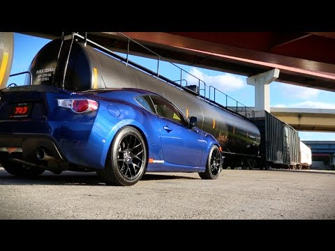 450whp Turbo Frs Tr3 Performance