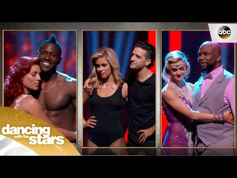 Eliminations - Semi Finals! -  Dancing with the Stars