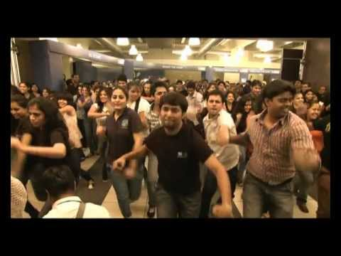 AMEX Flash Mob
