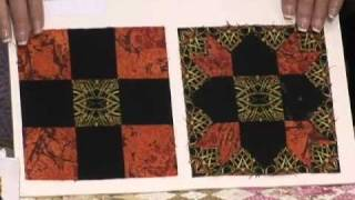 Penny Haren's Pieced Applique Intricate Blocks-QNN