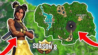 REACTING TO THE FORTNITE *SEASON 8* BATTLE PASS AND FEATURES