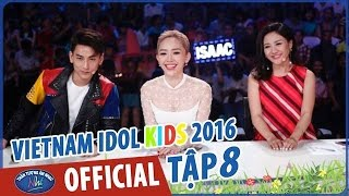 vietnam idol kids - than tuong am nhac nhi 2016 - gala 2 - full hd