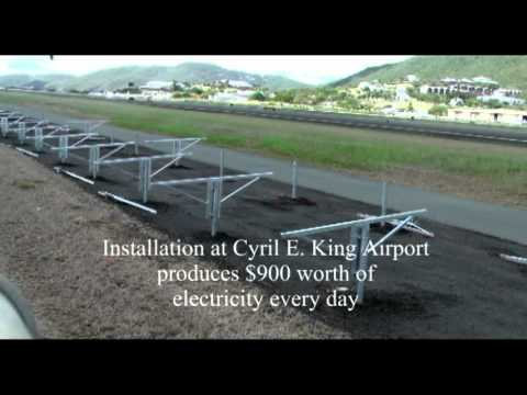 Solar Projects Take Off in Virgin Islands