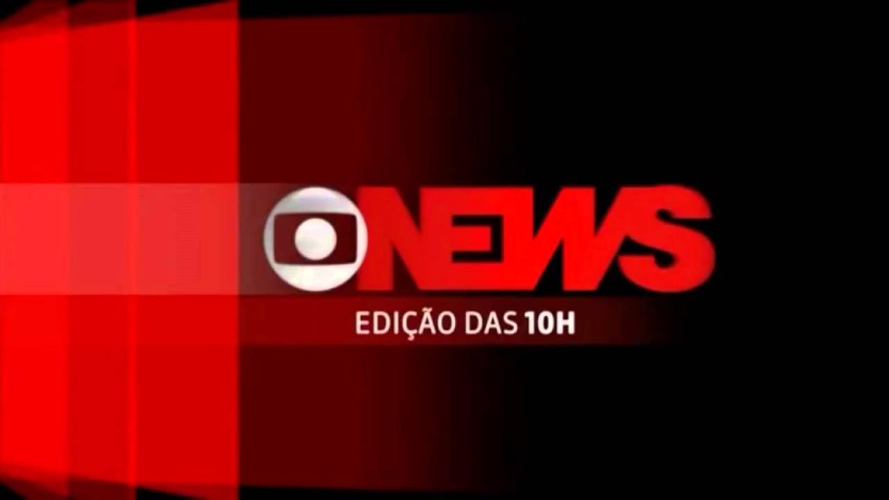 Trilha Sonora Jornal Da Globo News Edição Das 10h 2015
